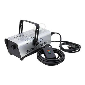 Mini-Nebelmaschine: Eurolite N-10 im Test