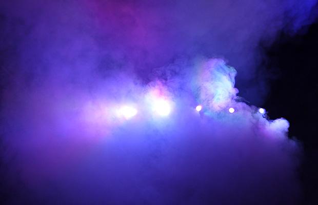 Lichtshow mit Nebel gestalten