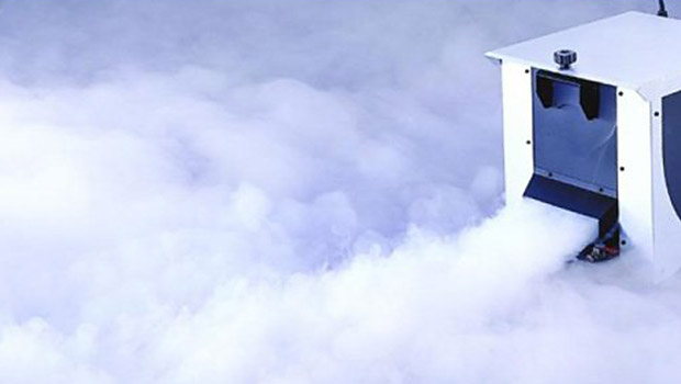 Professionelle Bodennebelmaschine: Antari ICE-101